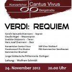 Plakat Verdi
