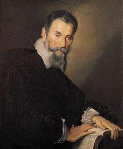 Claudio Monteverdi nach Bernardo Strozzi [Public domain]